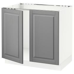 SEKTION Armario bajo fregadero+2 puertas