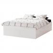 BRIMNES Estruc cama 160 + viga central