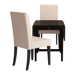 INGATORP Mesa con 2 sillas