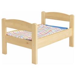 DUKTIG Cama muñeca&ropa de cama
