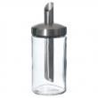 DOLD Azucarero vidrio/acero inox, 20cl