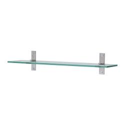 GRUNDTAL Estante de vidrio