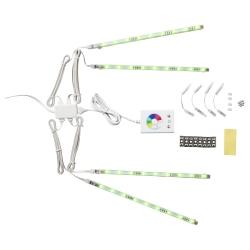 DIODER Barra luminosa LED, 4p