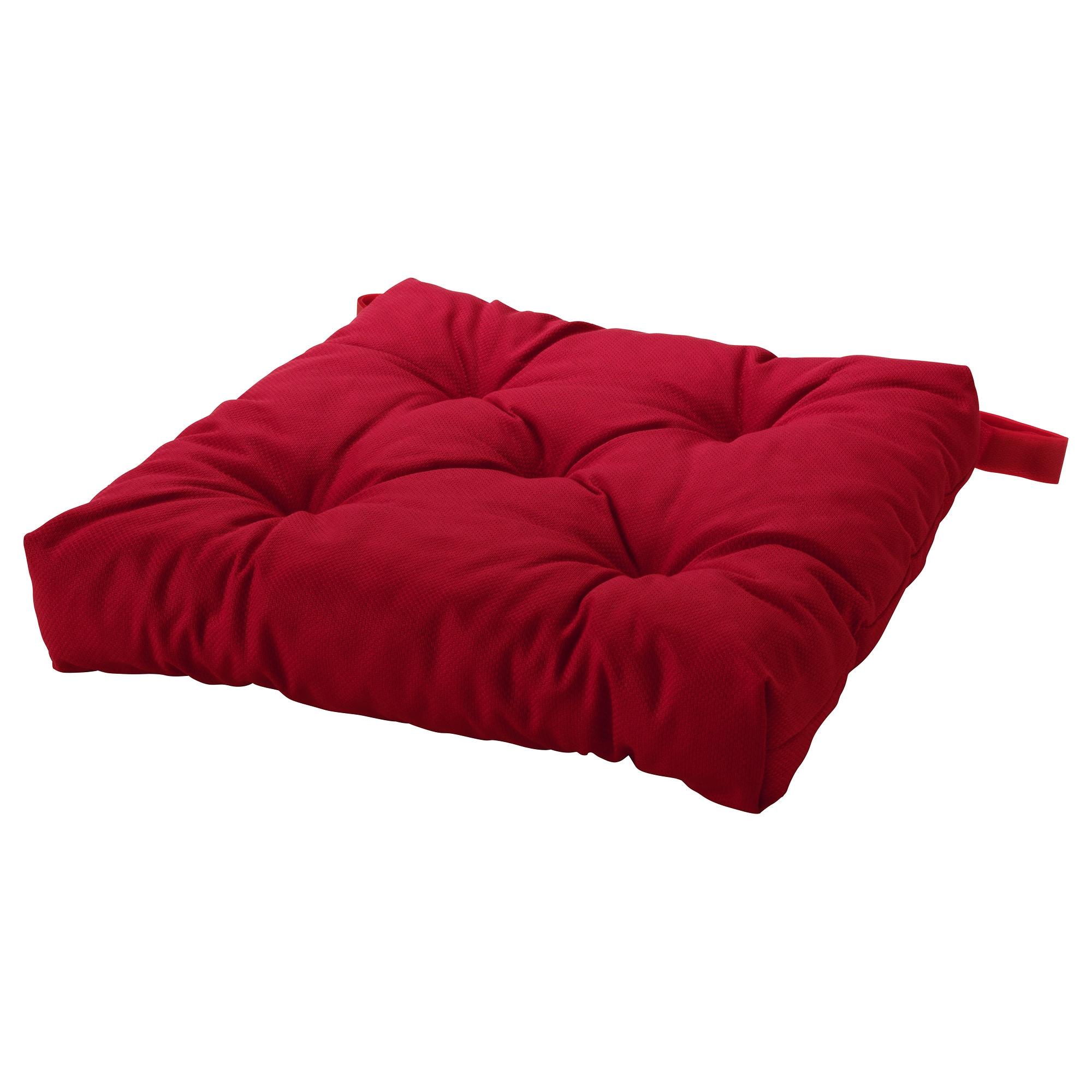 Malinda coj n para silla rojo - Cojines exterior ikea ...