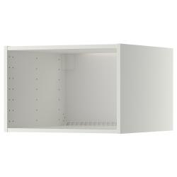 1 x METOD Estruc armario alto p/frigo/cong