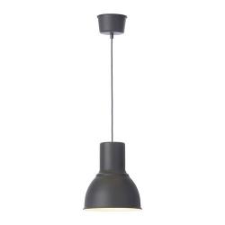 HEKTAR Lámpara de techo Ø22cm