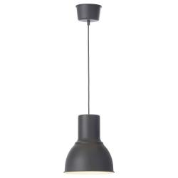 HEKTAR Lámpara colgante Ø9