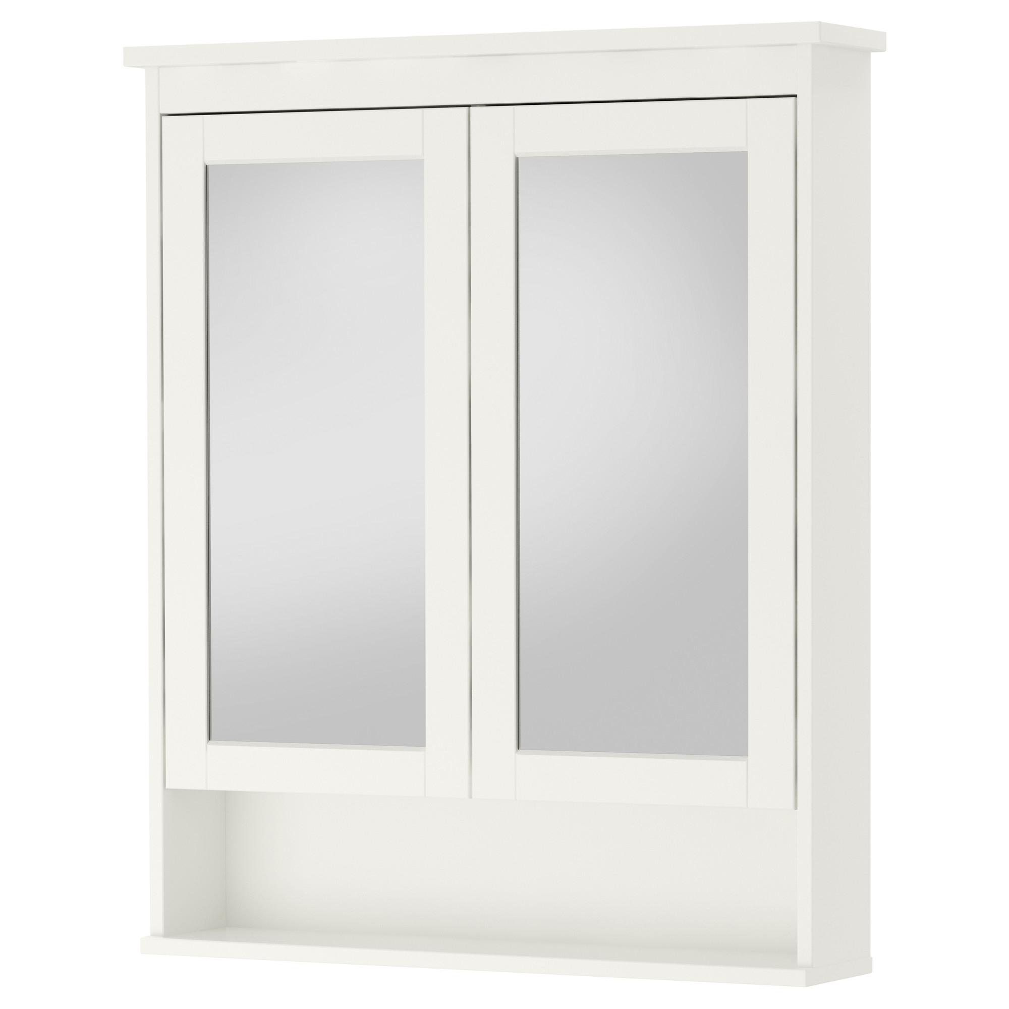Hemnes armario de espejo con 2 puertas - Espejo hemnes ikea ...