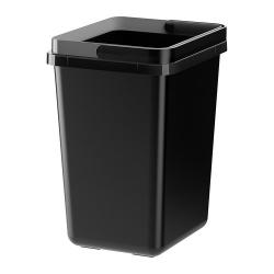 1 x VARIERA Cubo para reciclar 12L
