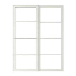 PAX Riel para puertas correderas 150x236