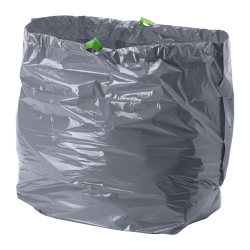 FÖRSLUTAS Bolsa de basura