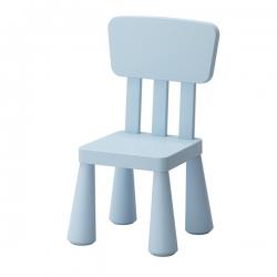 MAMMUT Silla para niño azul claro
