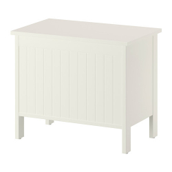 SILVERÅN Storage bench