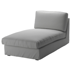 1 x KIVIK Cover para chaise longue