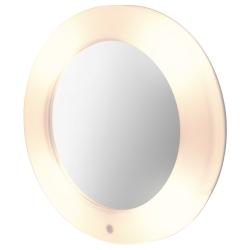 LILLJORM Espejo+iluminación integrada