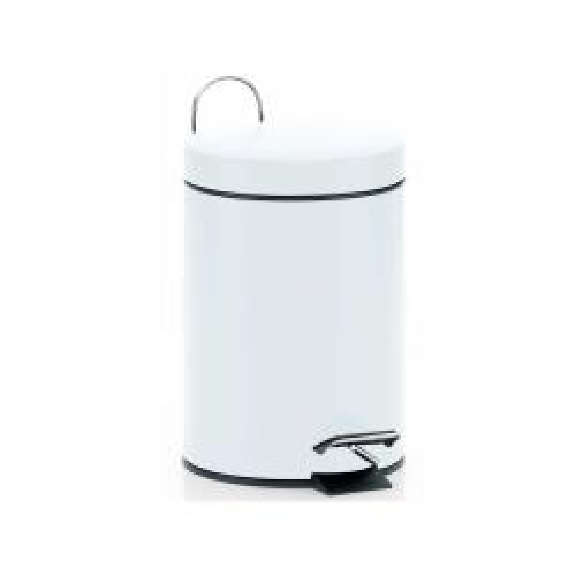 Vorgod cubo de basura pedal for Cubo basura extraible ikea