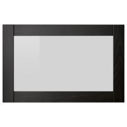 2 x SINDVIK Puerta de vidrio