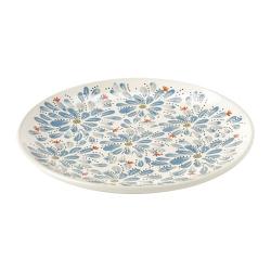 FINSTILT Plato de cerámica, Ø 8 ¾