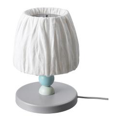 LANTLIG Lámpara de mesa LED
