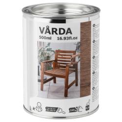 VÅRDA Barniz, uso exterior