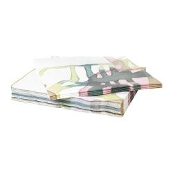BEHAGA Servilleta de papel, 30 unds