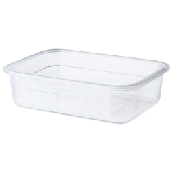 1 x IKEA 365+ Recipiente, 34oz