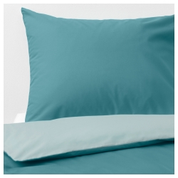 DVALA Cover nórd King + covers de almohada