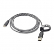 LILLHULT USB tipo C para cable USB 4 11