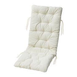 KUDDARNA Cojín respaldo/asiento, exterior