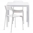 MELLTORP Mesa y 2 sillas