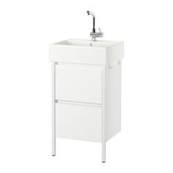 YDDINGEN Armario para lavamanos+2 cajones