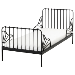 MINNEN Cama extensible + tablillas Luröy