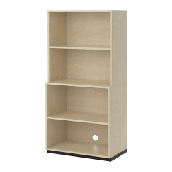 GALANT Combinación de almacenaje abierta