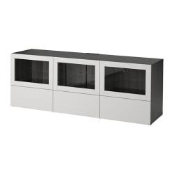BESTÅ Mueble TV+puert+cajones