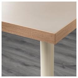 LINNMON/ADILS Mesa de escritorio 150x75 cm beige