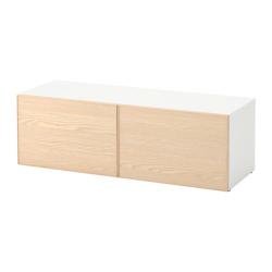 BESTÅ Shelf unit with doors