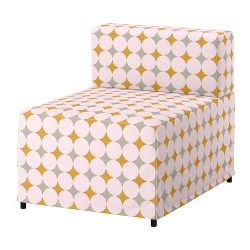 KUNGSHAMN 1 módulo asiento