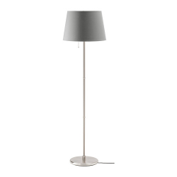 JÄRA/KRYSSMAST Lámpara de piso