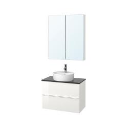 GODMORGON/TOLKEN/TÖRNVIKEN Muebles de baño j5