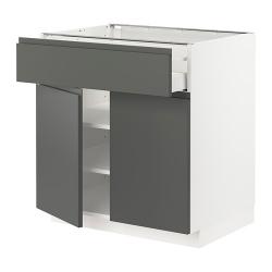 METOD/MAXIMERA Armario bajo cocina 2 puertas cajón