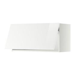 METOD Armario de pared horizontal