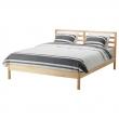 TARVA Armazón de cama Full + viga