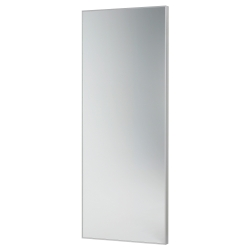 HOVET Espejo marco aluminio 30x77