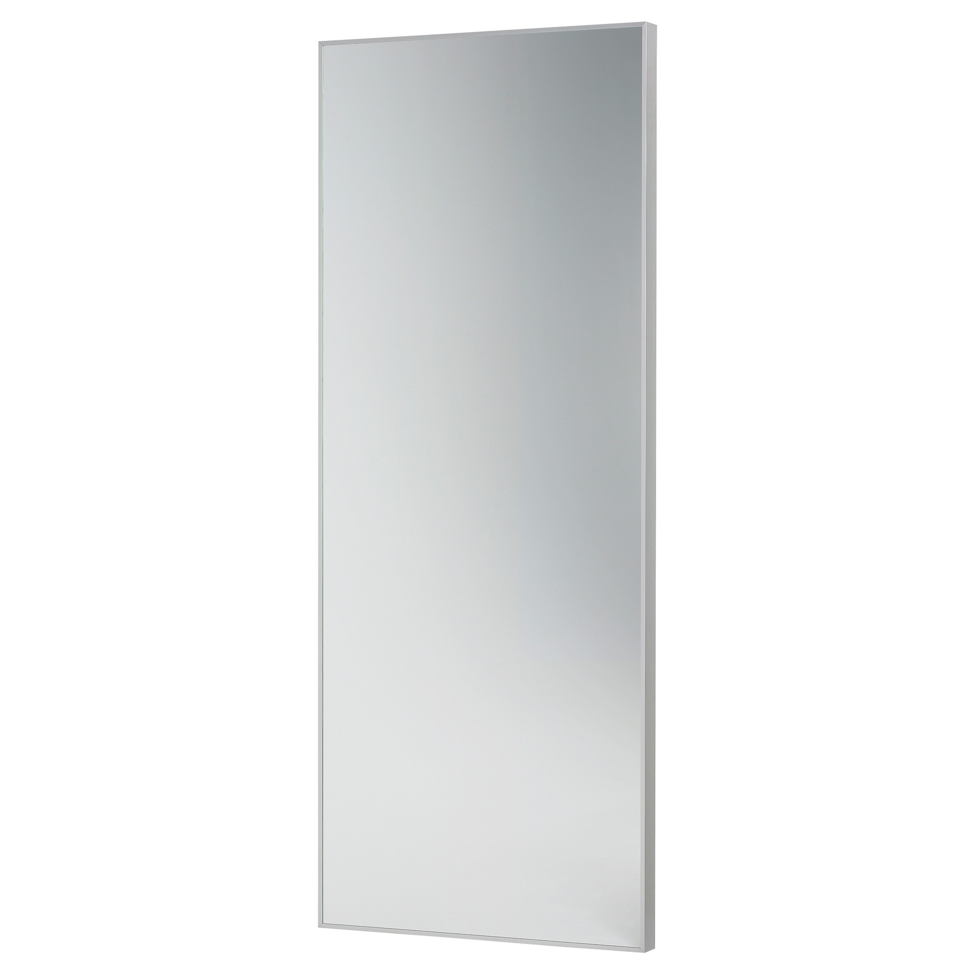 HOVET espejo marco aluminio 30x77\