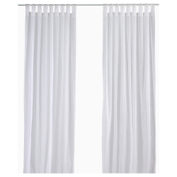 MATILDA Par de cortinas