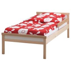 SNIGLAR Estructura cama y barandilla