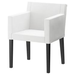 NILS Armazón de sillón con reposabrazos