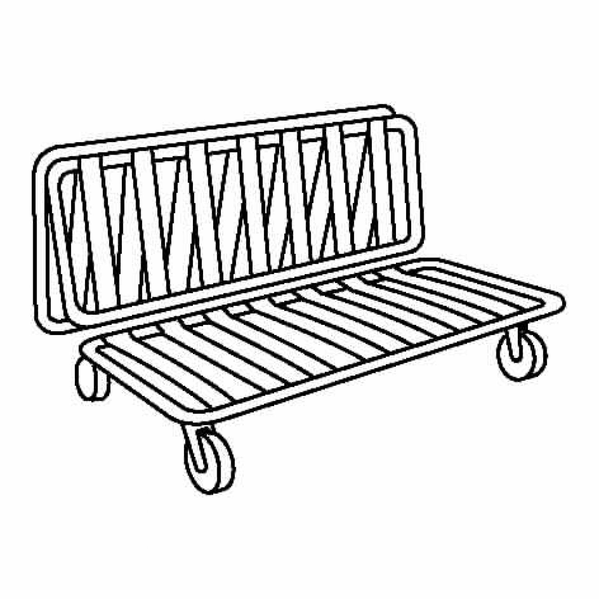 Ikea ps estructura sof cama 2 plazas - Sofas cama de 1 20 cm ...