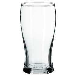 LODRÄT Vaso para cerveza, vidrio, 50cl