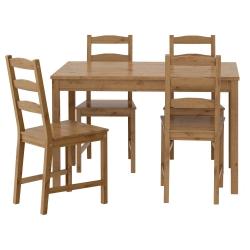 JOKKMOKK Mesa con 4 sillas